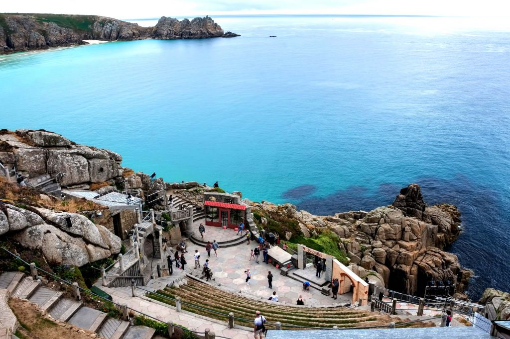 Minack Theatre - A Wonder On It's Own (Around the Corner from Longships)
